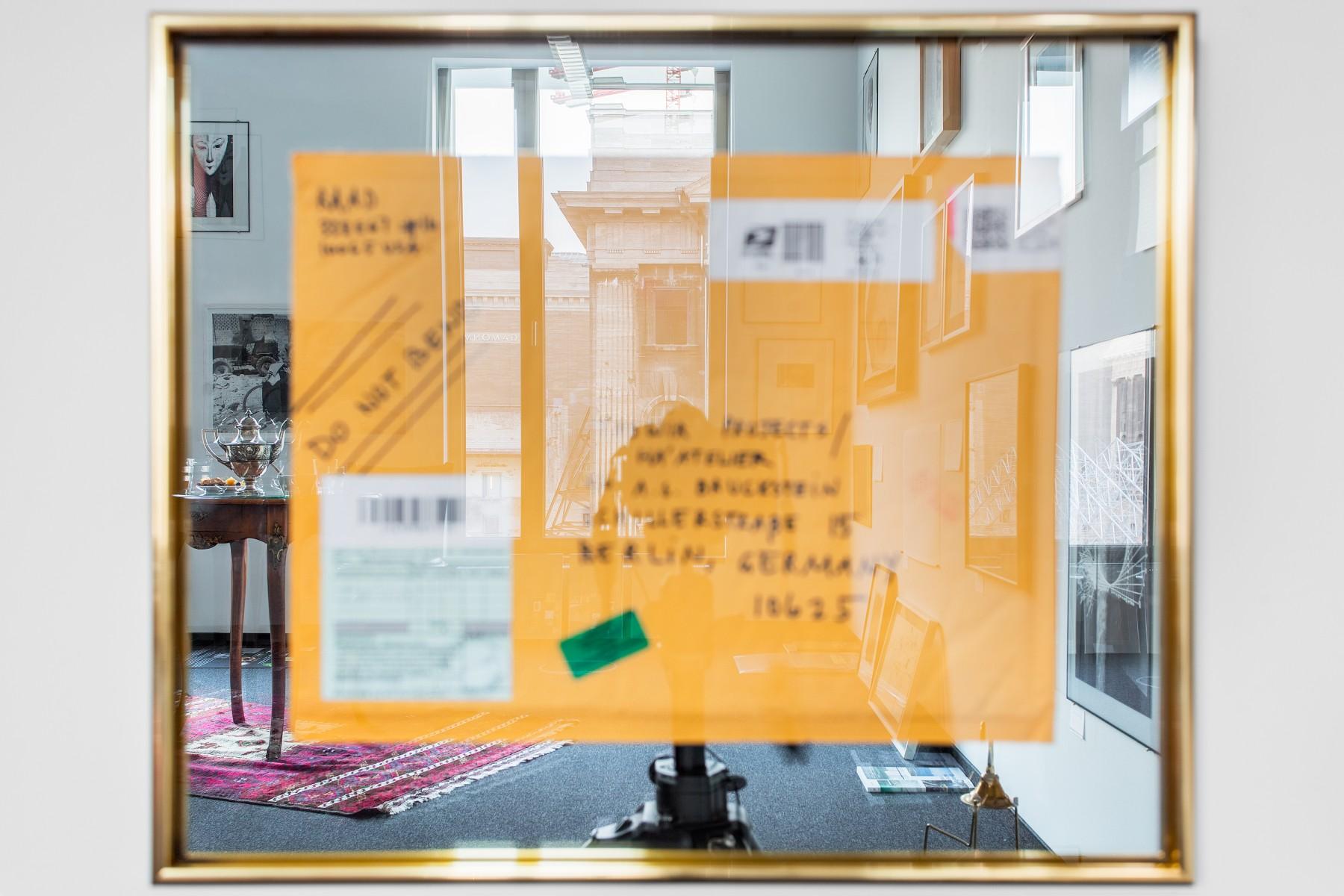 A.S. Bruckstein Çoruh, The Envelope, 2015