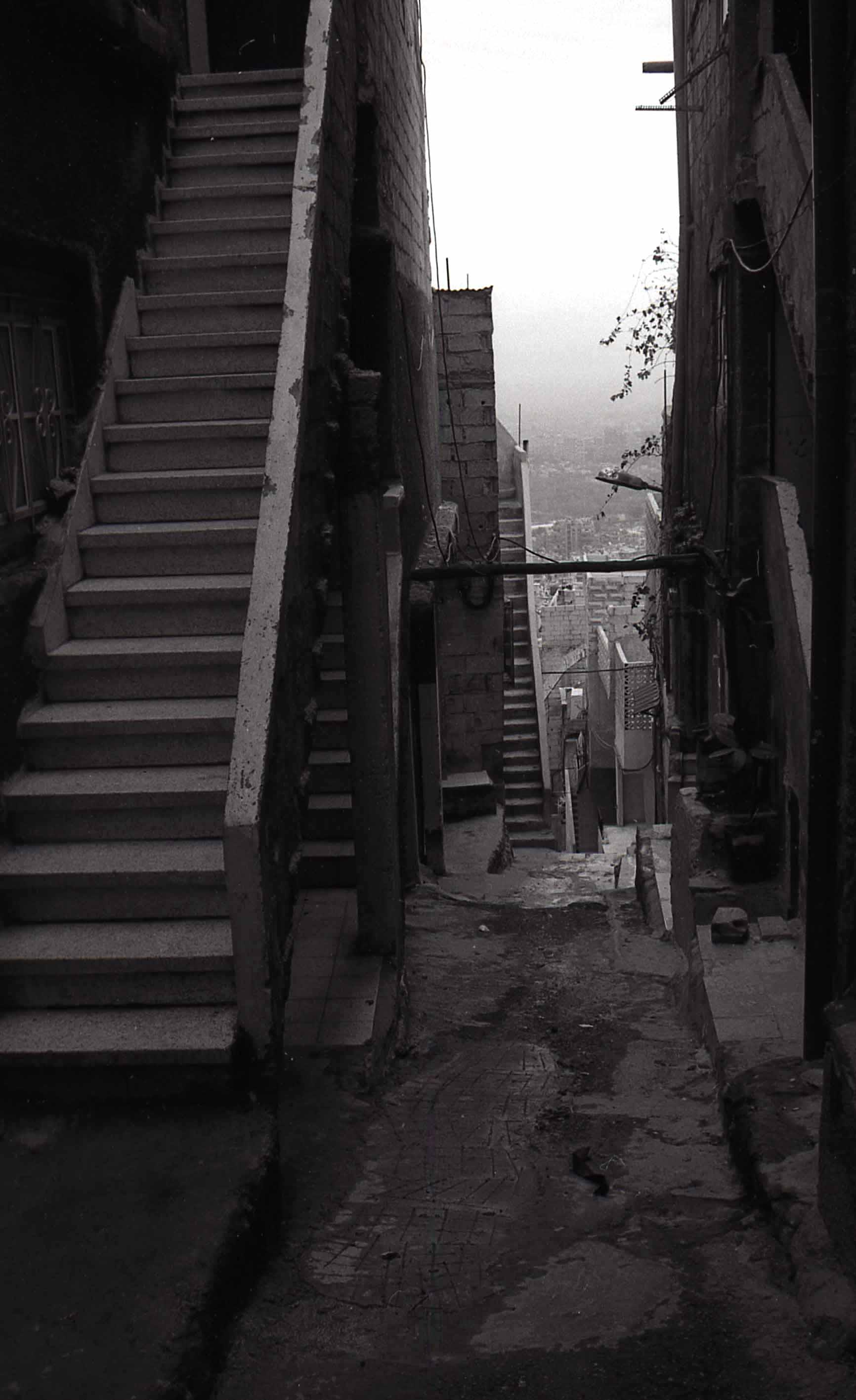 Mohamad Al Roumi, Une Percée Vers La Ville Modern, 2010, (Tanaber, Damascus)