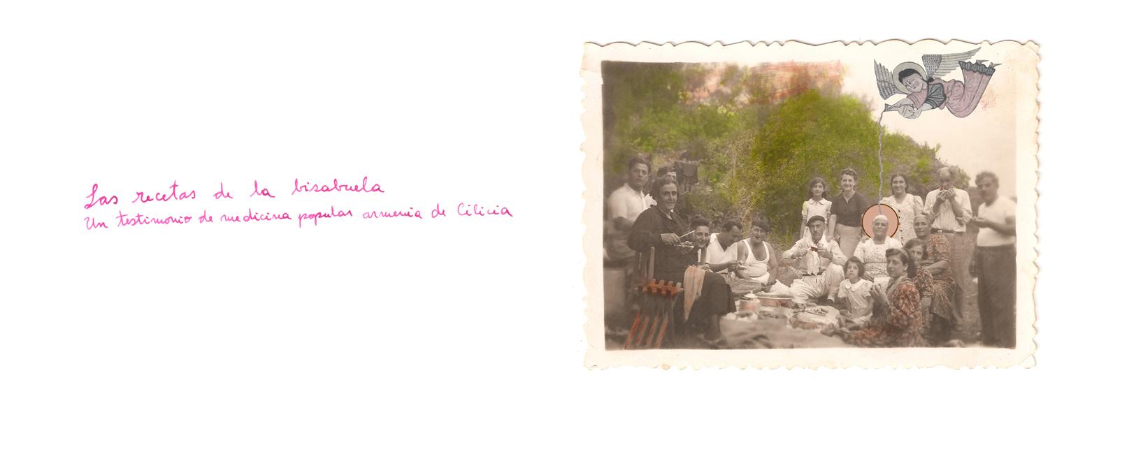 Silvina Der-Meguerditchian, Treasures, page 3, 2014