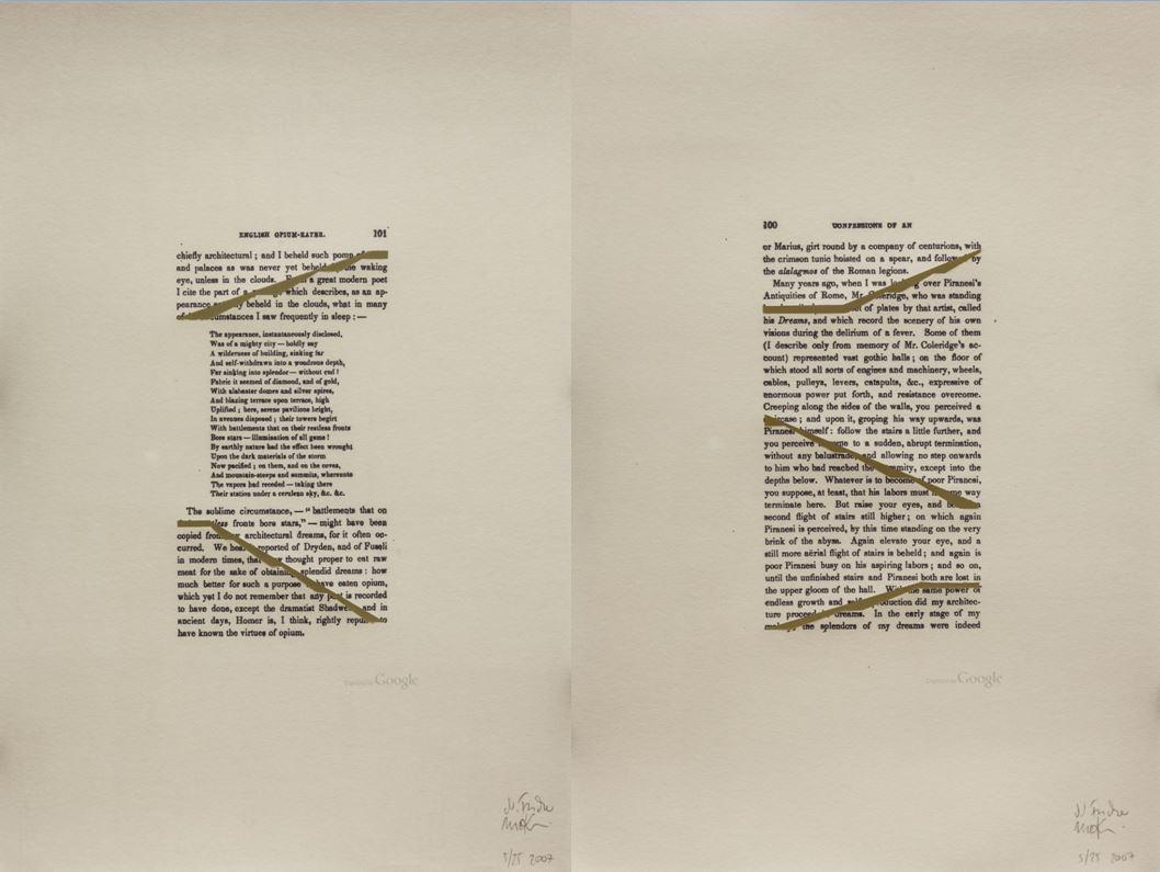 Nina Fischer & Maroan el Sani, The Rise – De Quincey Cut Outs, 2007