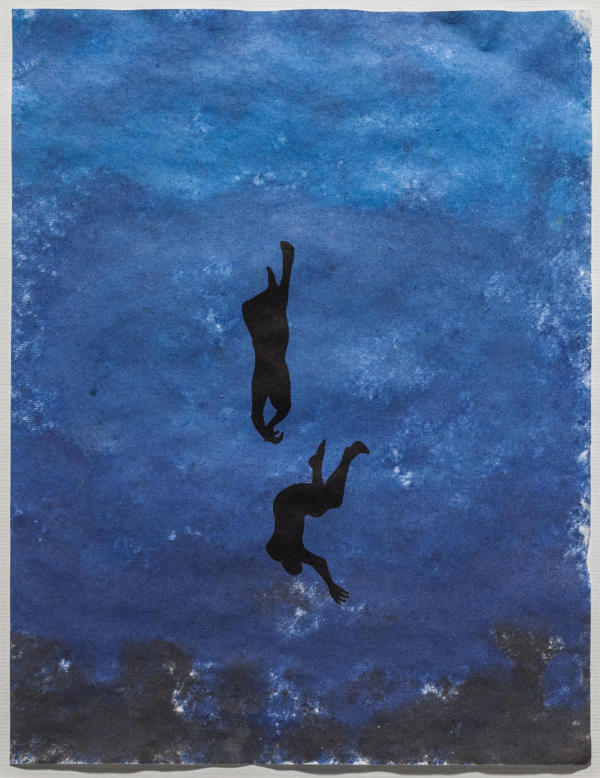 Parastou Forouhar, Burdened Paper, 2015