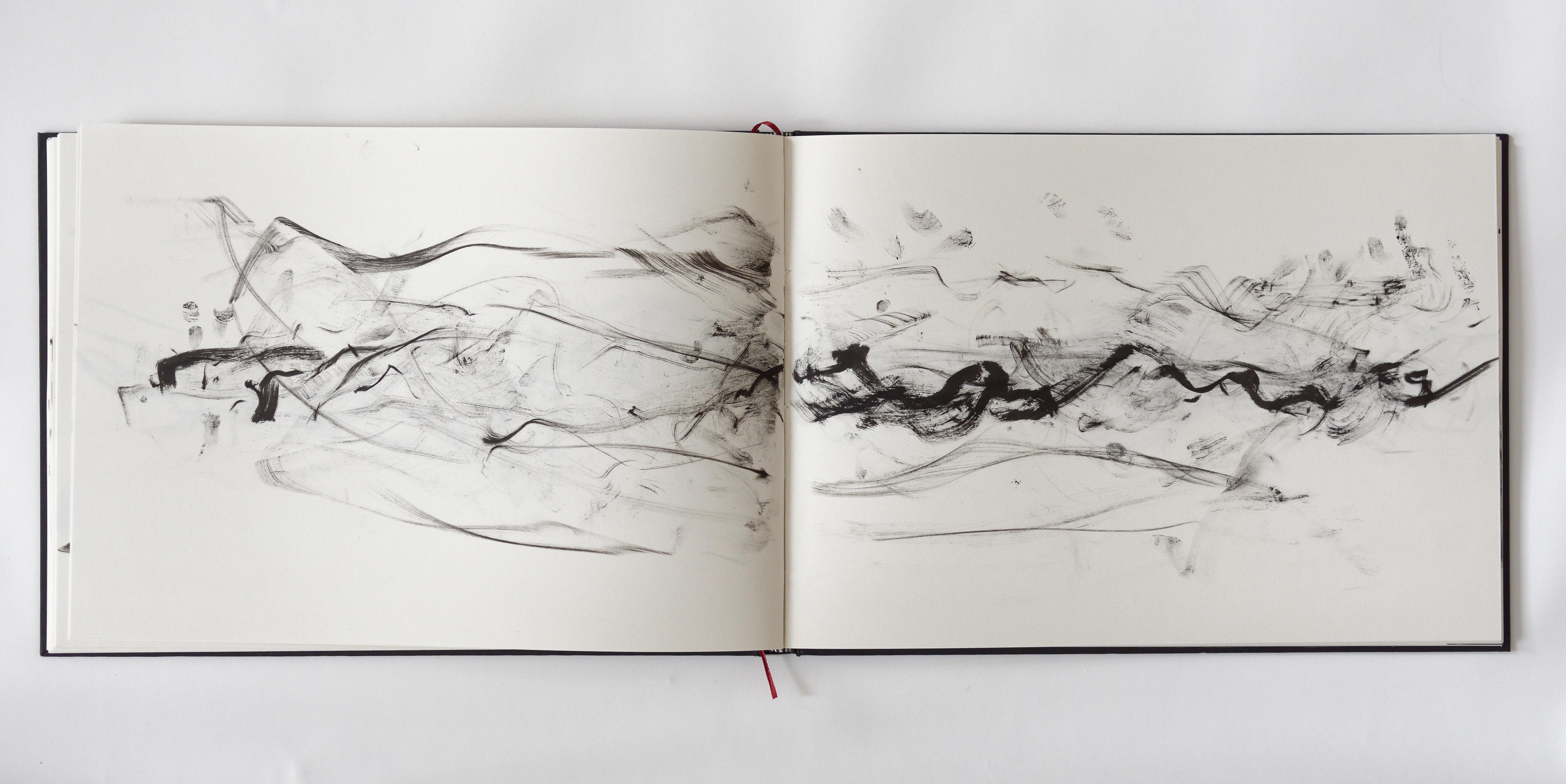 Axel Malik, Bibliothek der unlesbaren Zeichen, 2016