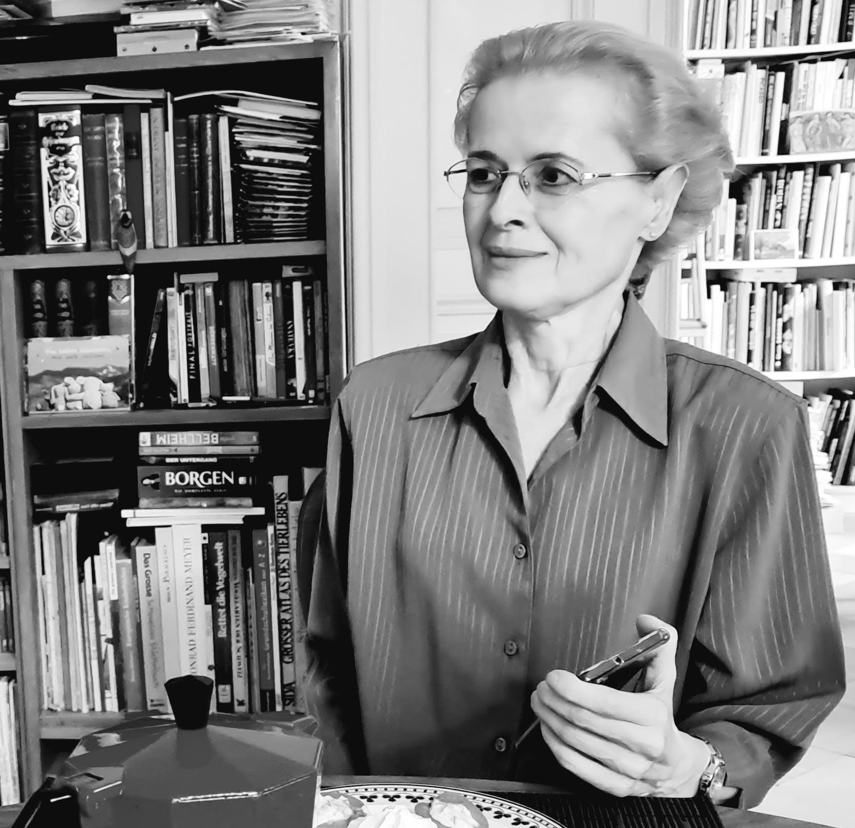 Anna M. Schafroth (1961-2021)